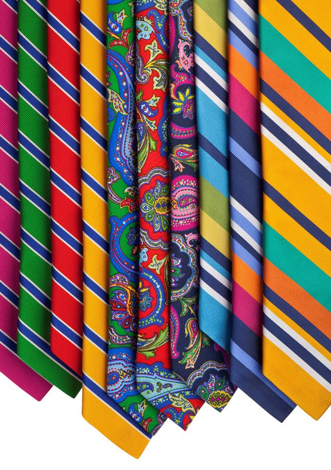 Hängende-Krawatten-Sommer-1