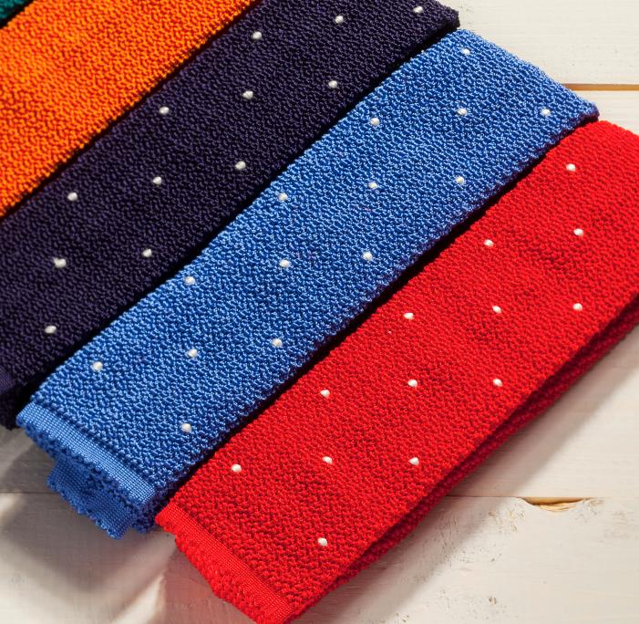 Knit-ties